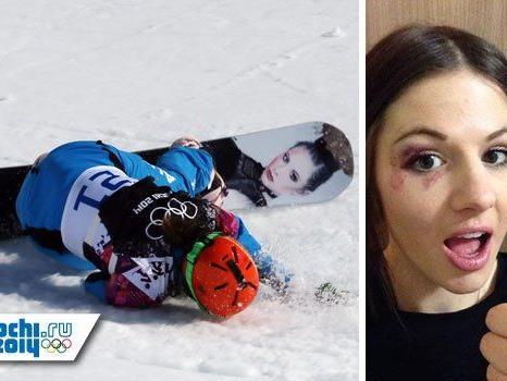 Susi Moll nimmt ihr Andenken an Olympia sportlich.