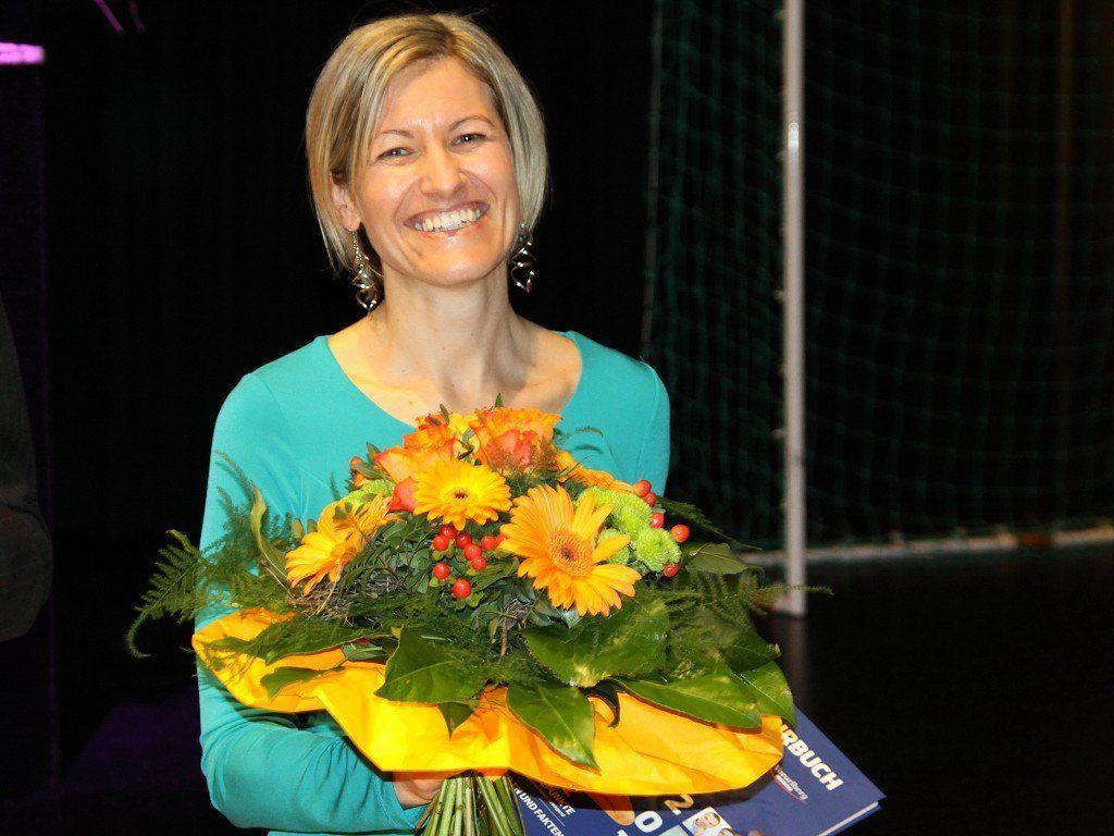Sportjahrbuch-Autorin Angelika Kaufmann Pauger hatte in den letzten Monaten viel zu tun.