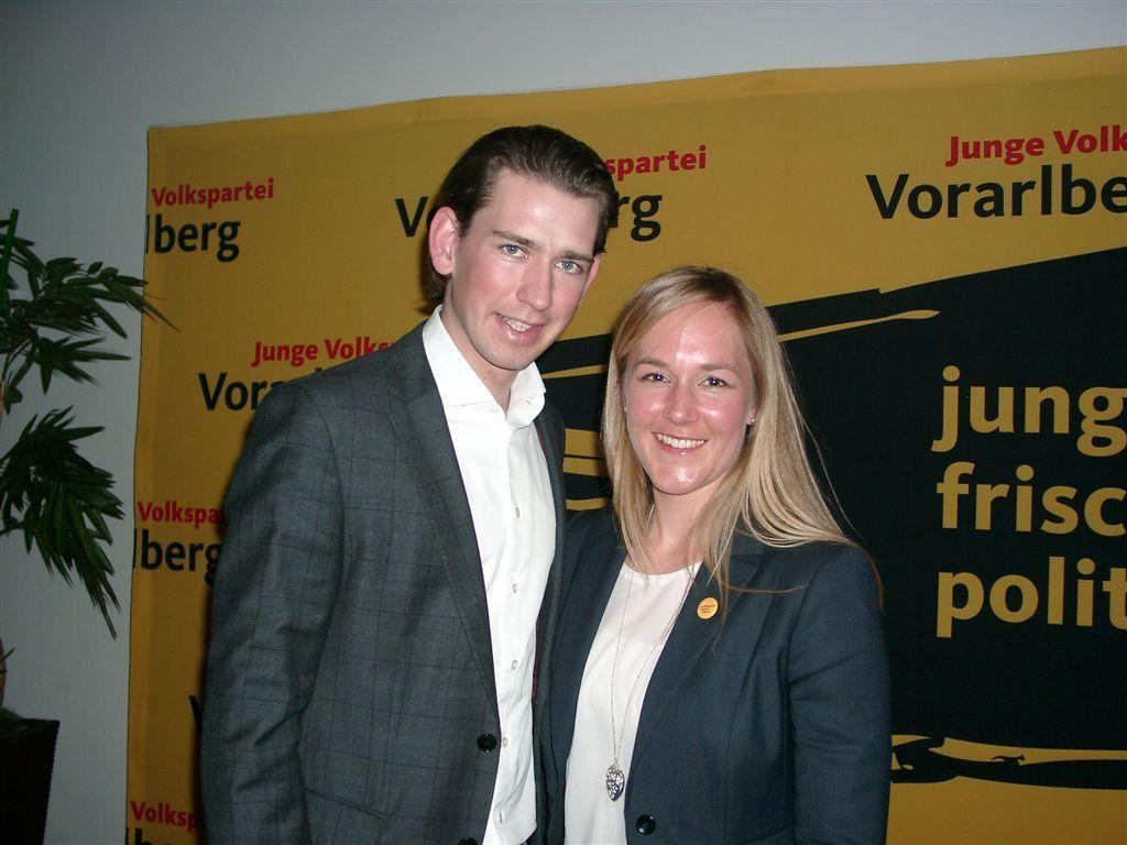 Die Rankweilerin Daniela Ebner ist als Kandidatin für den Wahlkampf für die Landtagswahlen vorgesehen.