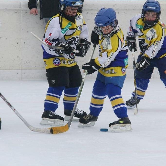 Seit vielen Jahren fand wieder ein Eishockey-Nachwuchsturnier auf der Rankweiler Gastra statt.