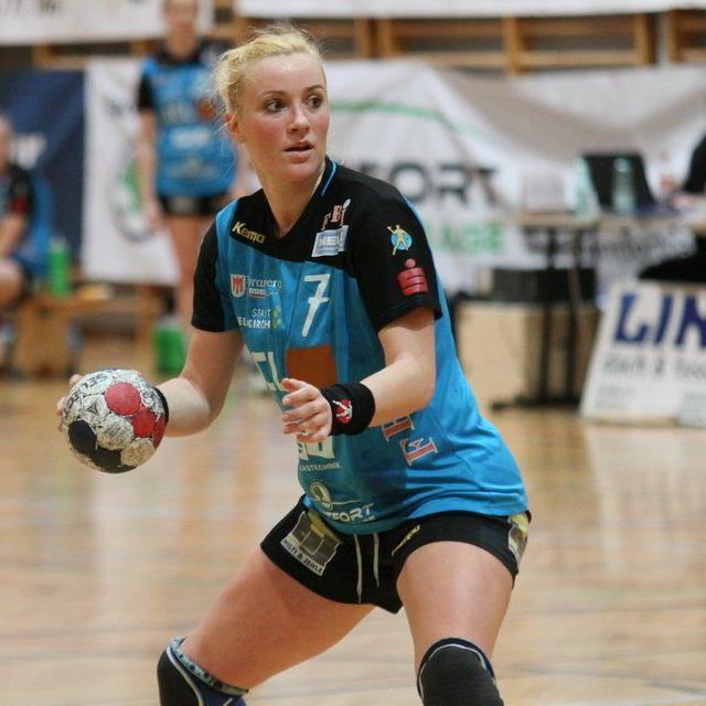 Siebzehn Tore warf Martina Strmsek für Feldkirch und ist neue Rekordhalterin.