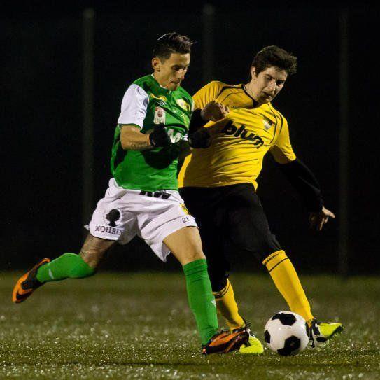 Nachbarschaftsduell auf der Birkenwiese: FC Dornbirn fordert den Jubilar Austria Lustenau.