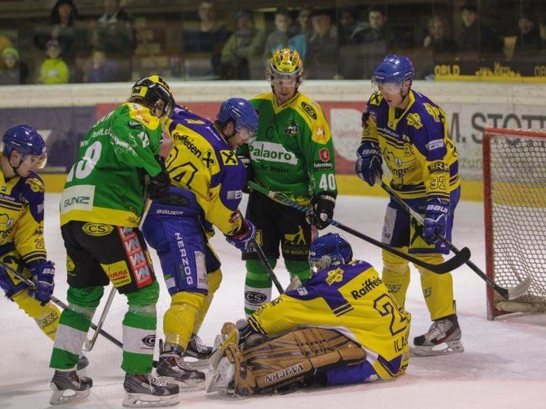 EHC Lustenau gewann gegen Zell am See im Penaltyschießen.