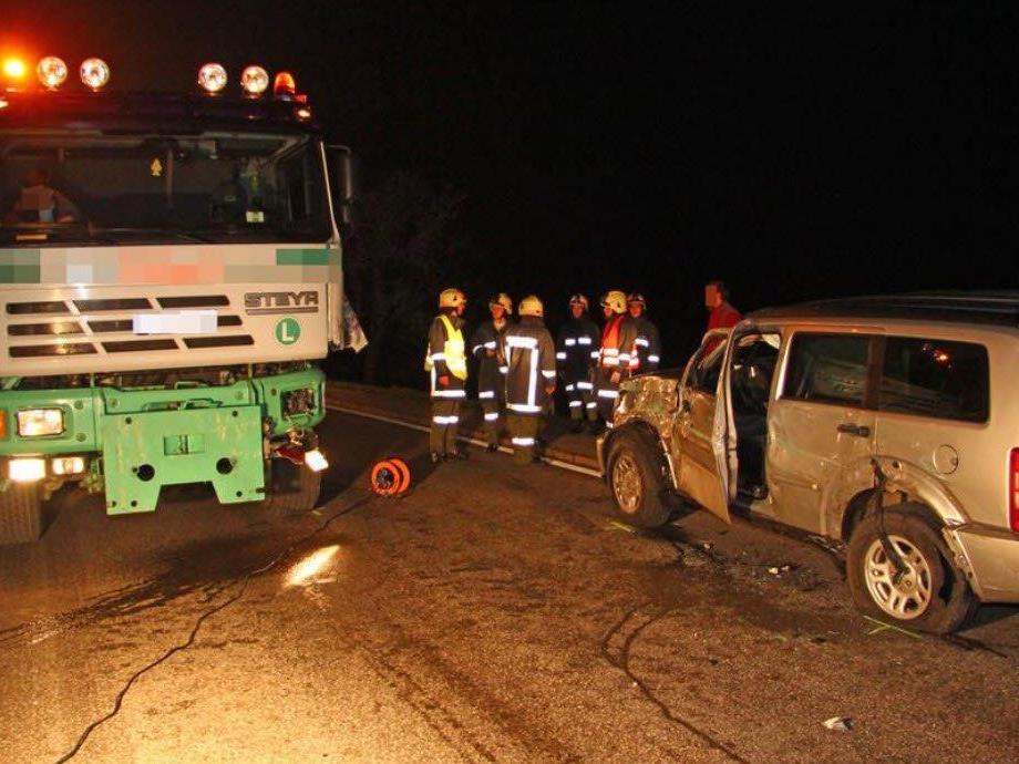 Unfall ereignete sich im November in Krumbach