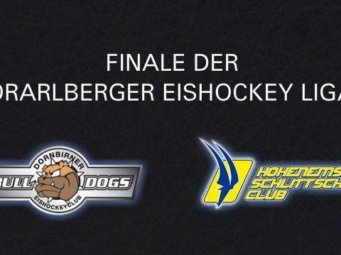 SC Hohenems trifft im Finale auf EC Bulldogs Dornbirn