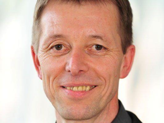 Raimund Fend, ab 1. August 2014 neuer Vorstand der Abteilung der Abteilung Raumplanung und Baurecht.