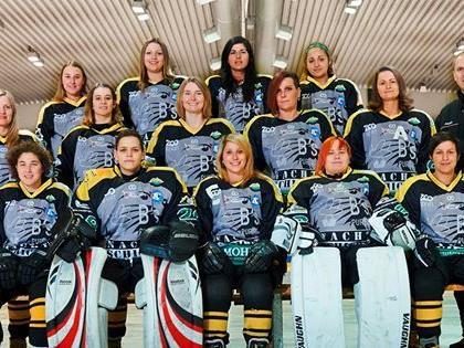Die Wildcats aus Lustenau holten sich wieder den Meistertitel.