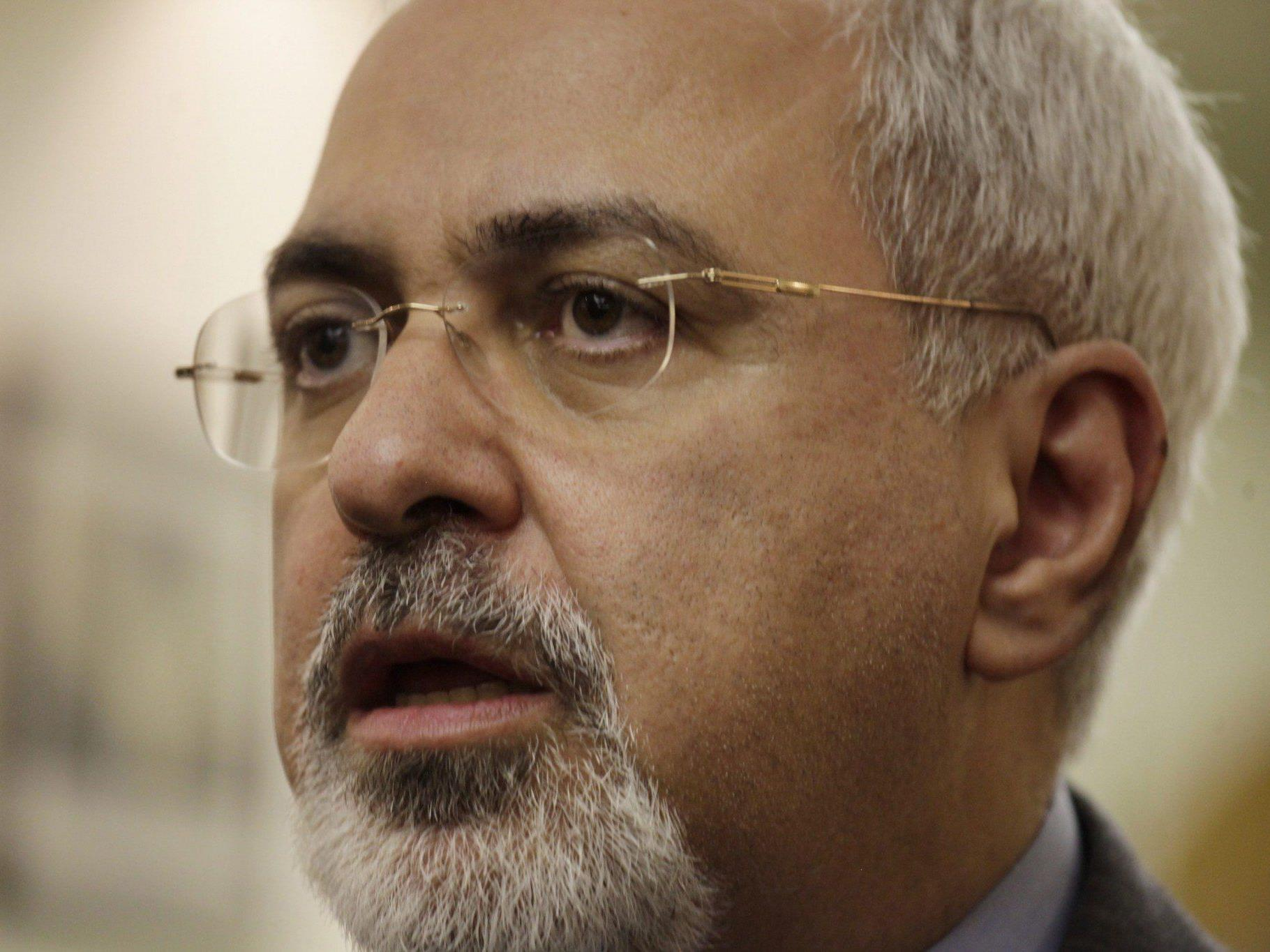 Jawad Zarif verurteilte Massenvernichtung der Juden im Zweiten Weltkrieg.
