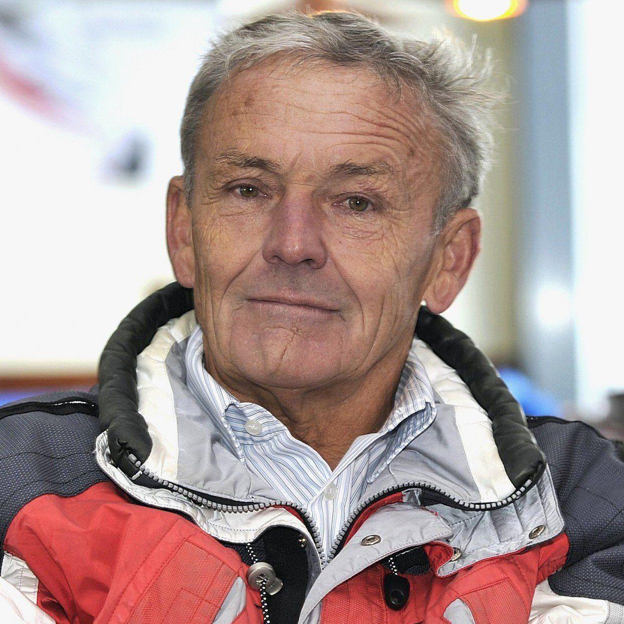 Olympiasieger Egon Zimmermann wird 75.