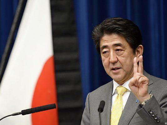 Premier Abe kündigte Rückkehr zur Atomkraft an