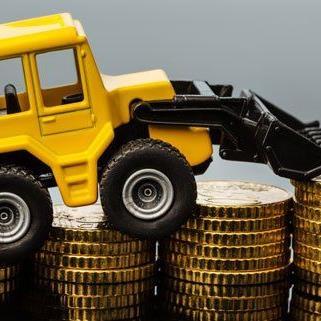 Die Baukosten sind im Februar leicht gestiegen.