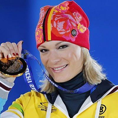 Olympiasiegerin Maria Höfl-Riesch sagt Adieu
