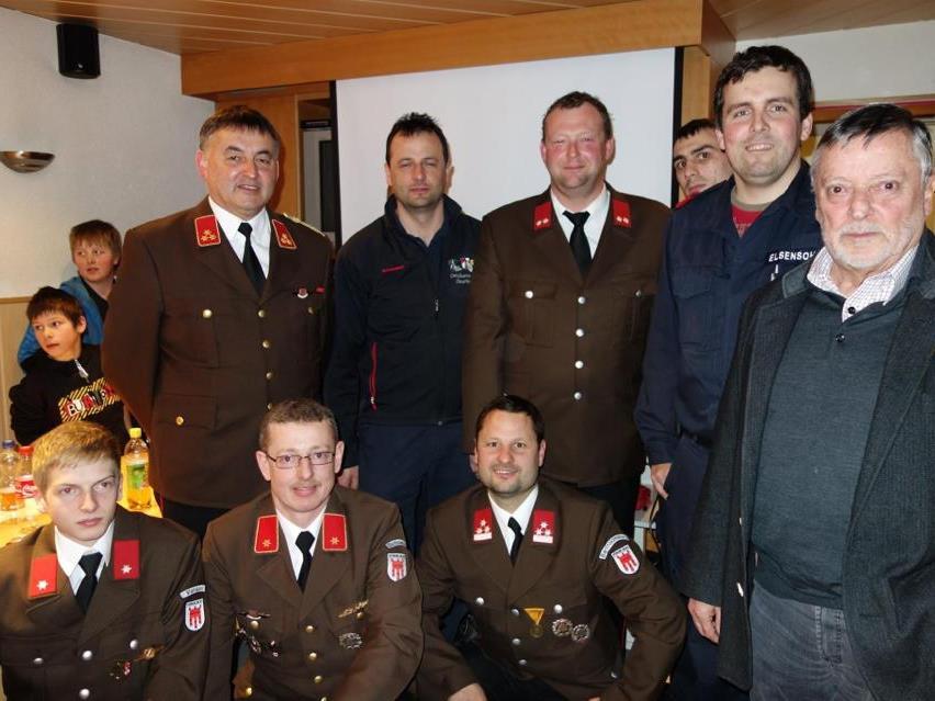 JHV der Feuerwehrjugend Außermontafon