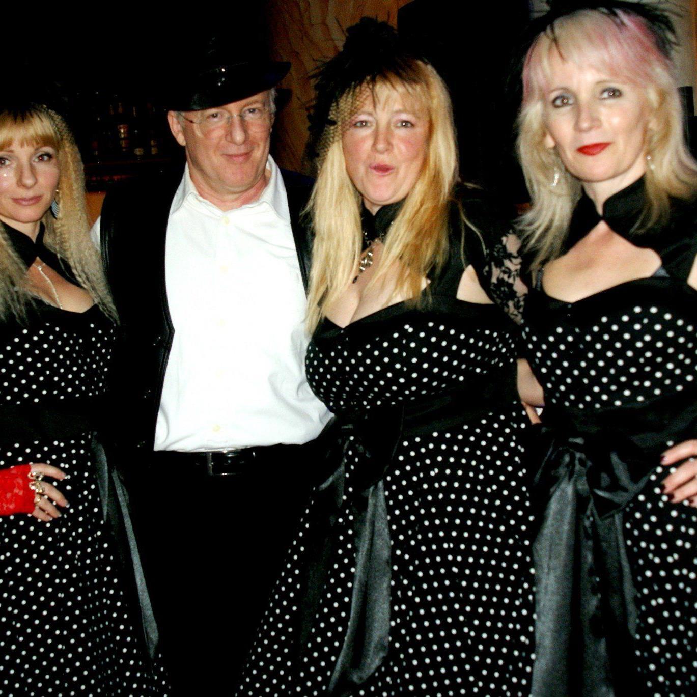 The Crazy Sisters mit Peter Cavall - Ein swingendes Quartett!