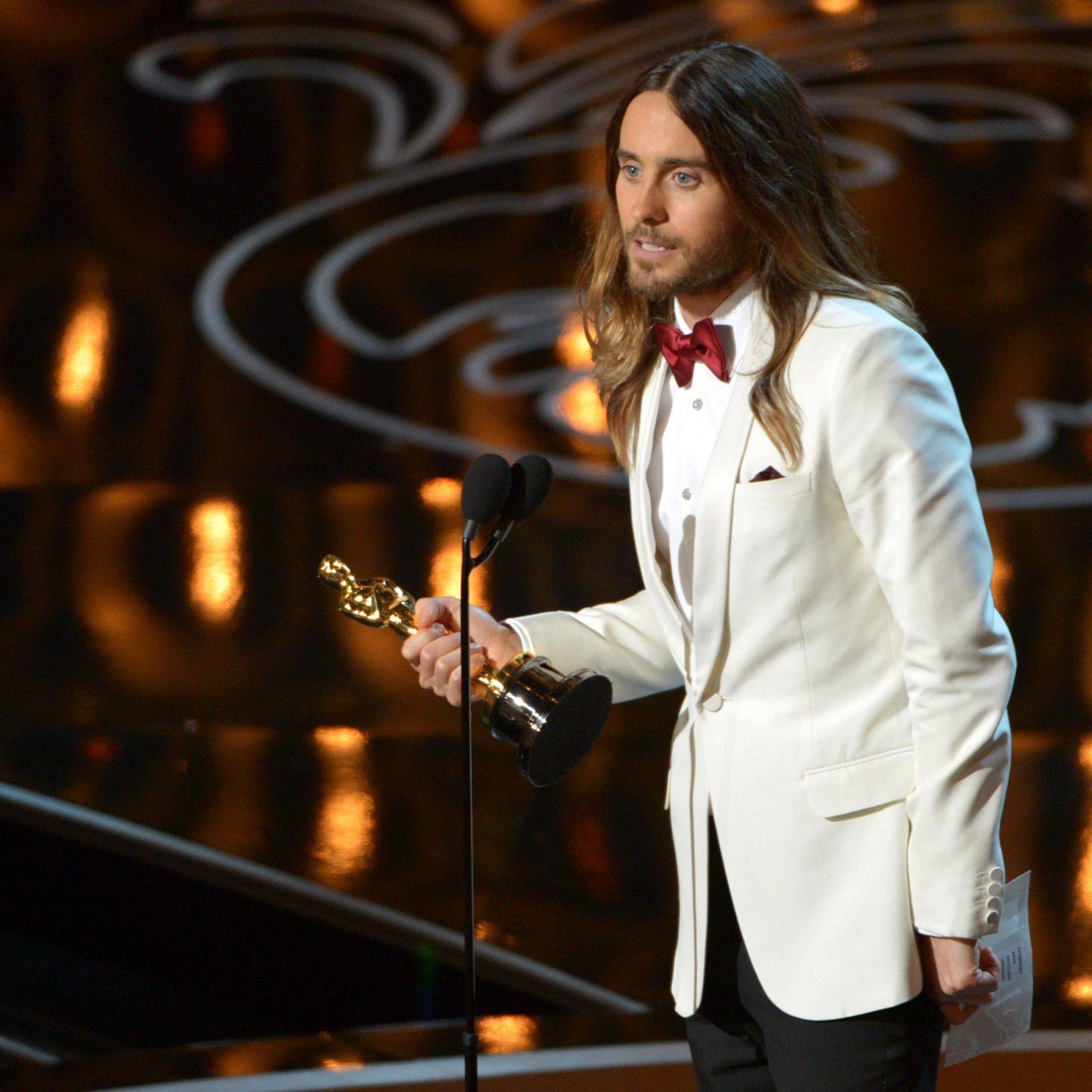 86. Oscars: Jared Leto ist bester Nebendarsteller