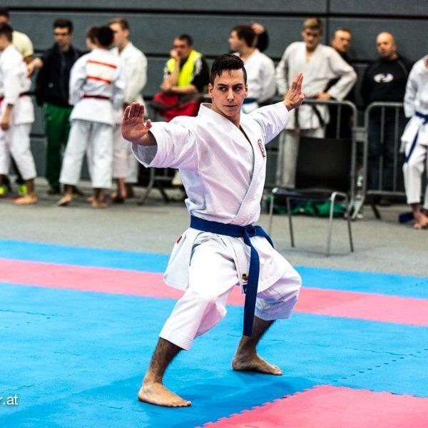 Die nationale Karateelite trifft sich am Samstag in Lauterach und ermittelt die neuen Meister.