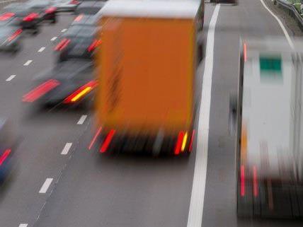 Ein Lkw mit manipuliertem Kontrollgerät konnte aus dem Verkehr gezogen werden.