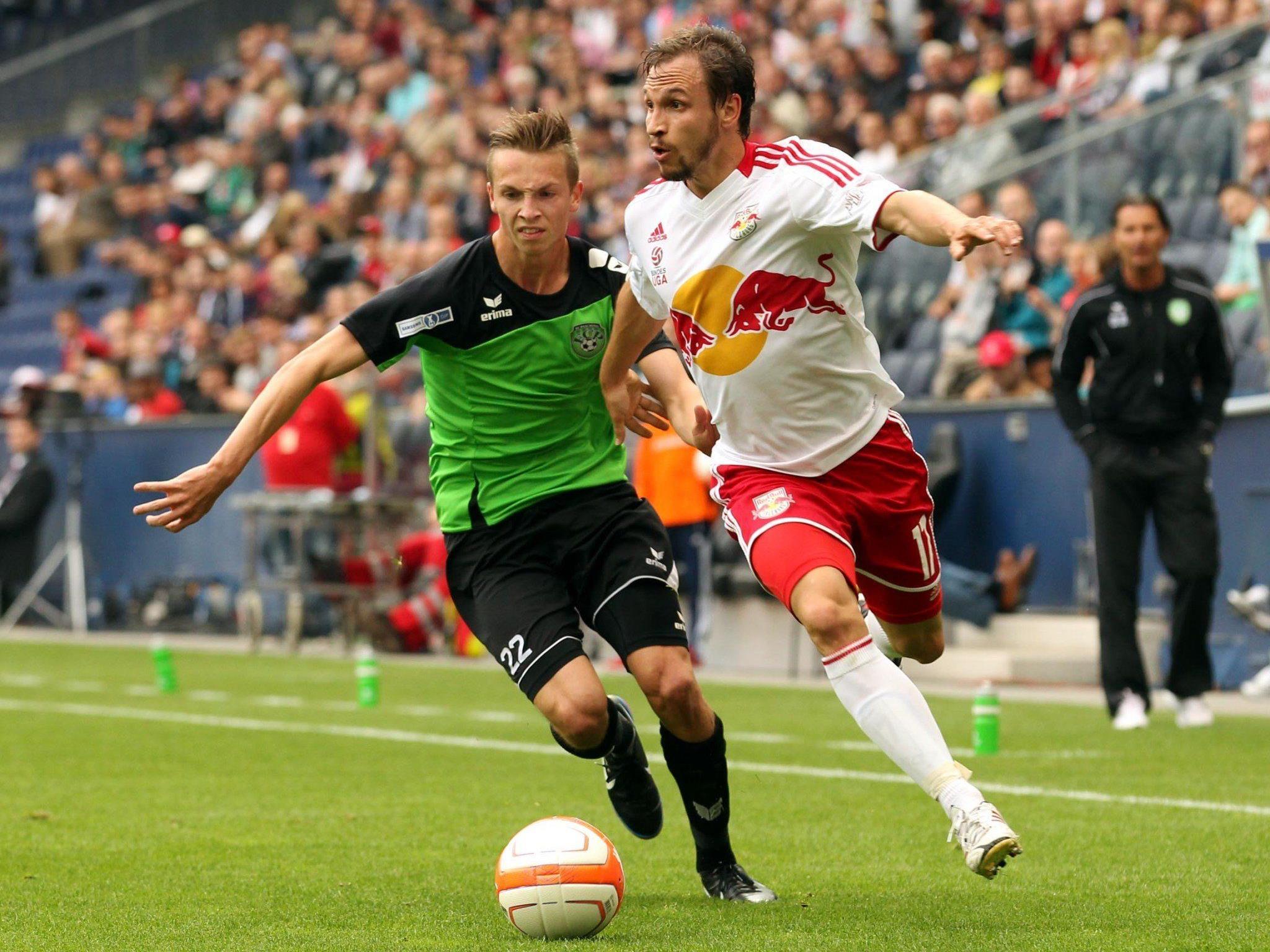 Transfer-Gerücht um Rapid Wien: Kommt Schobesberger aus Pasching ...