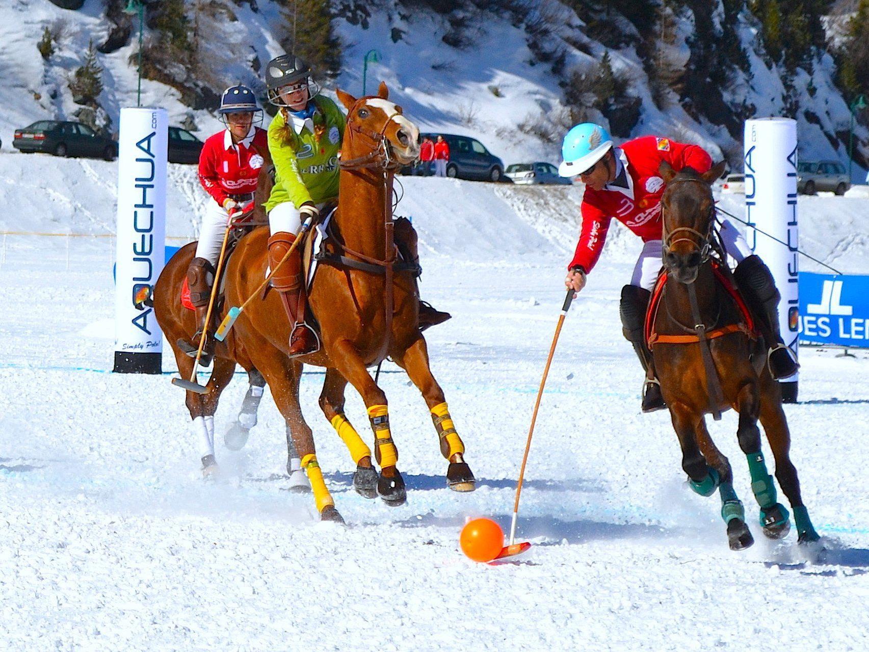 Die PIPA Snow Polo EM wird in diesem Jahr in Gargellen ausgetragen, sonst aber in Malbun.