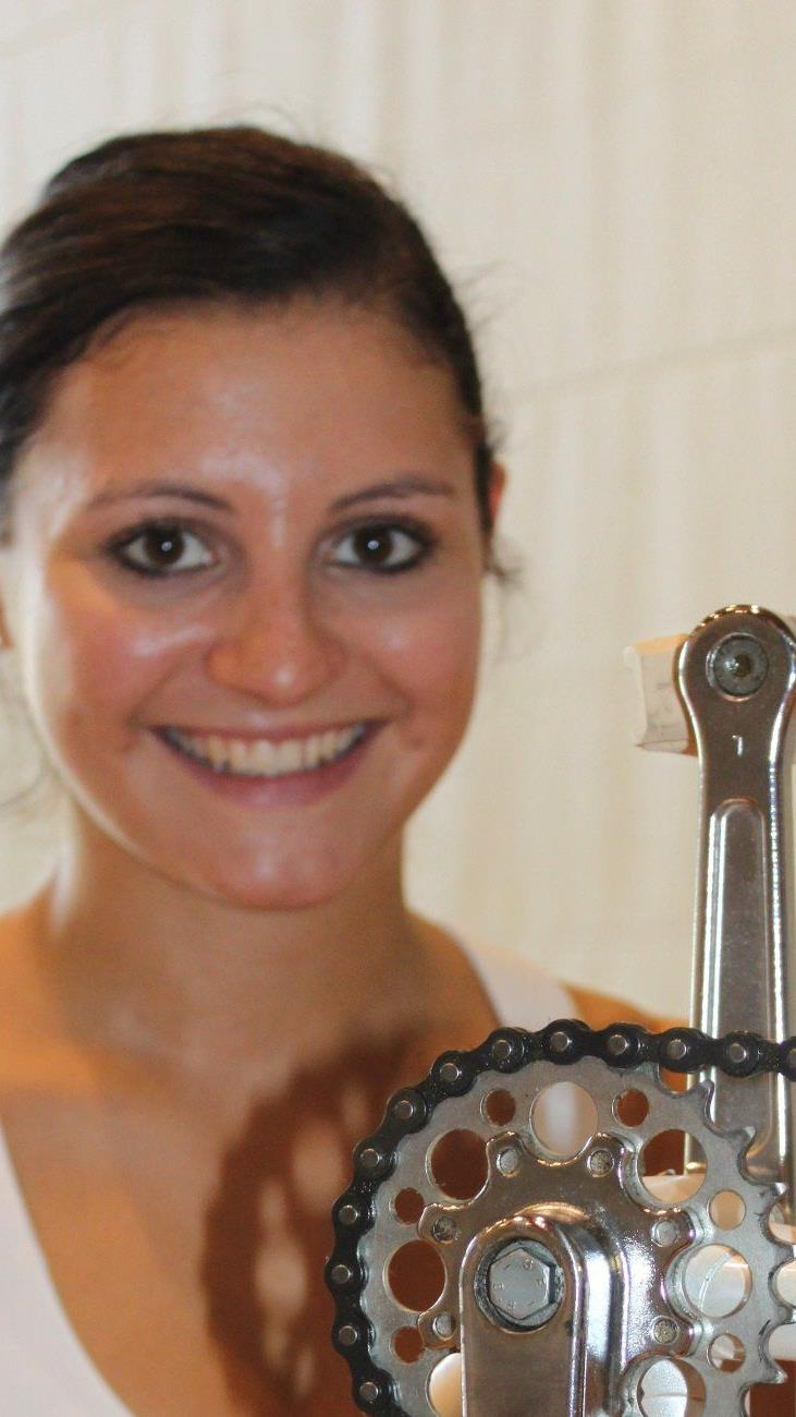 Die Meiningerin Adriana Mathis verpasste einen neuen österreichischen Rekord nur ganz knapp.