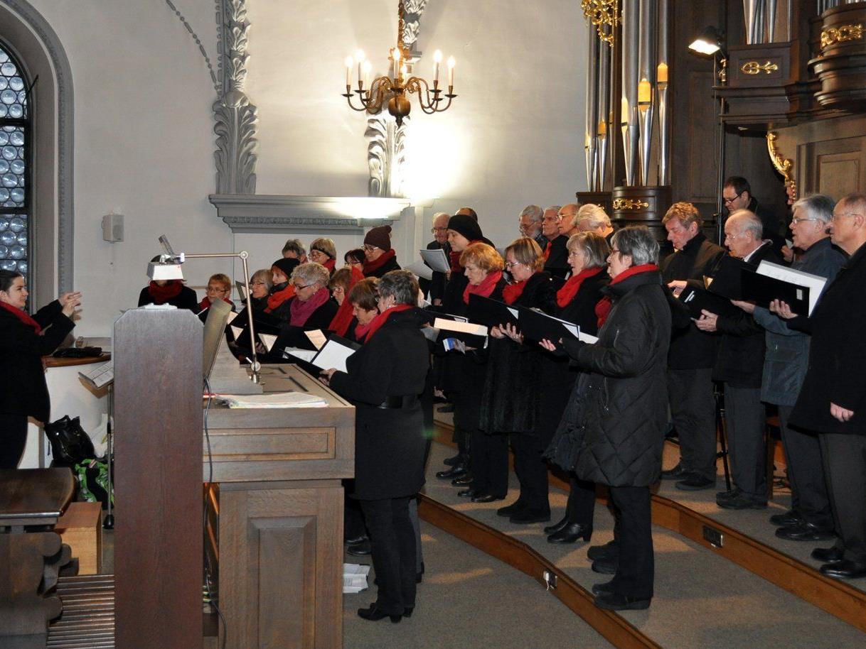 Konzert der Kantorei Rankweil in der St. Josef Kirche wird ein Leckerbissen.