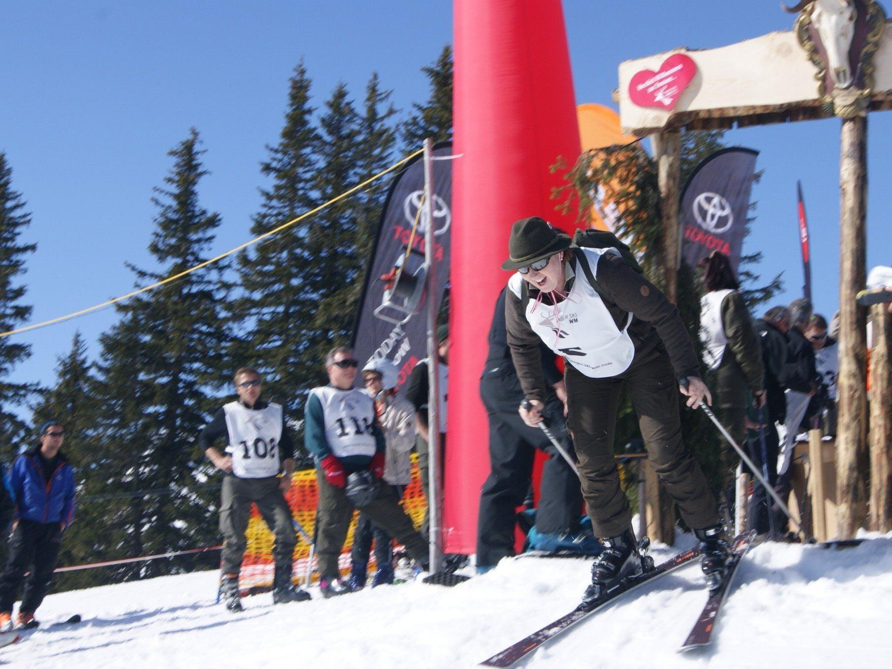"""Jäger Ski WM: """"Die Jagd auf die begehrten Titel ist eröffnet""""."""