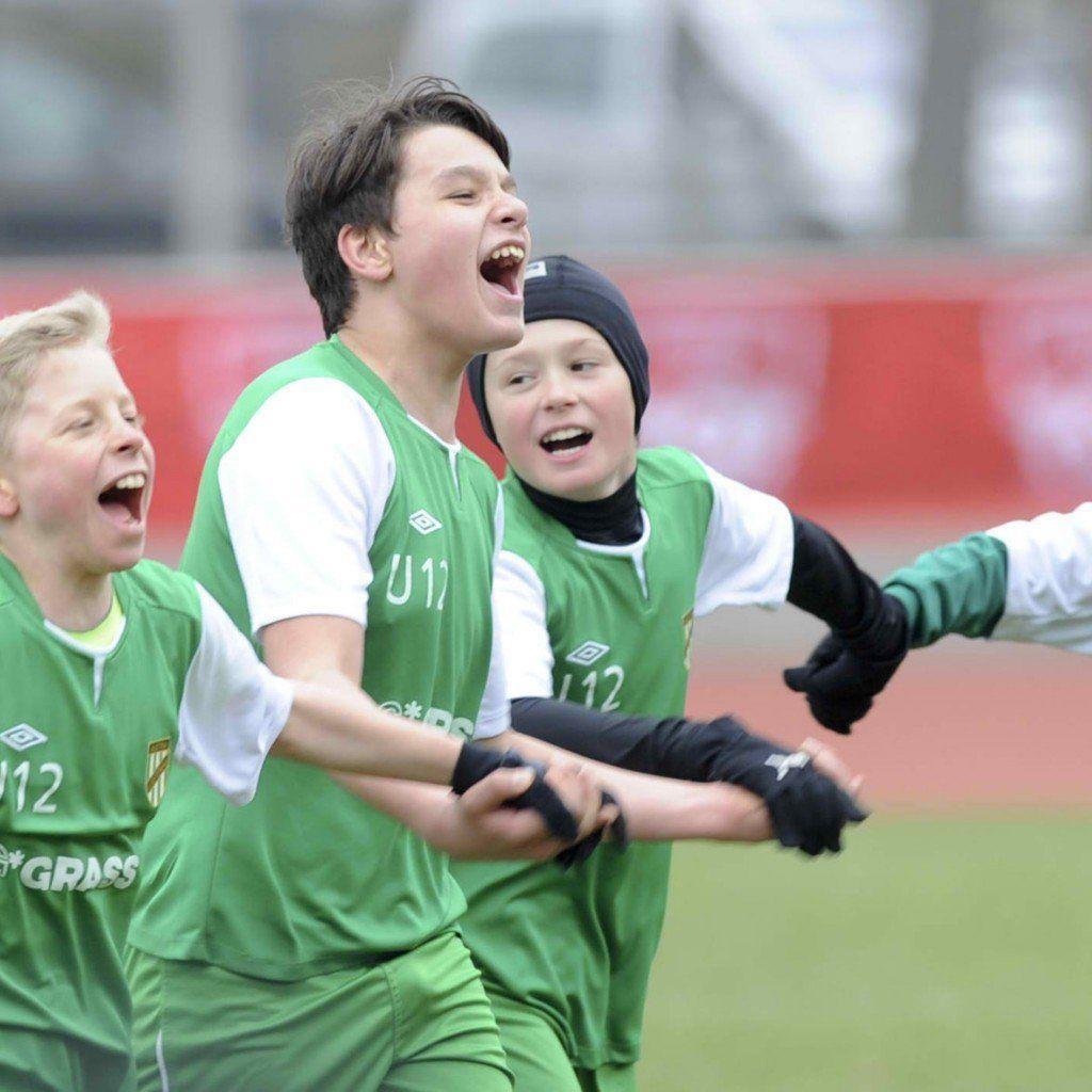 In Dornbirn wird der Nachwuchscup ausgetragen.