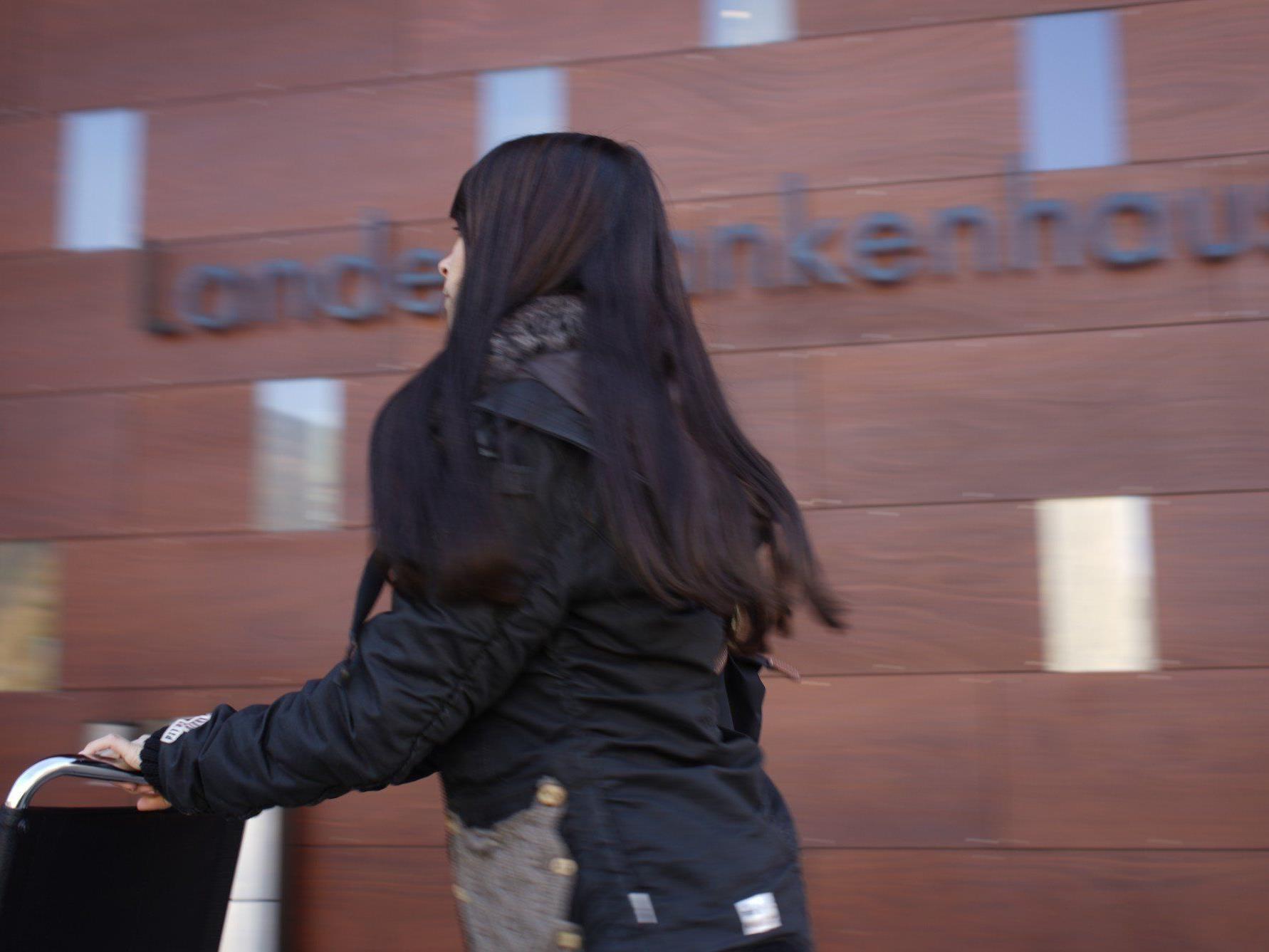 Am LKH Bregenz gebären auch immer mehr Frauen aus Deutschland.