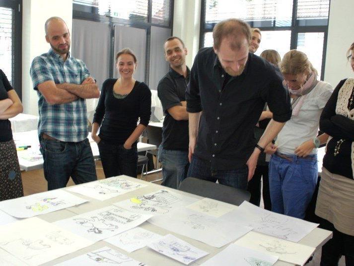 Workshops für Kreativschaffende im designforum Vorarlberg