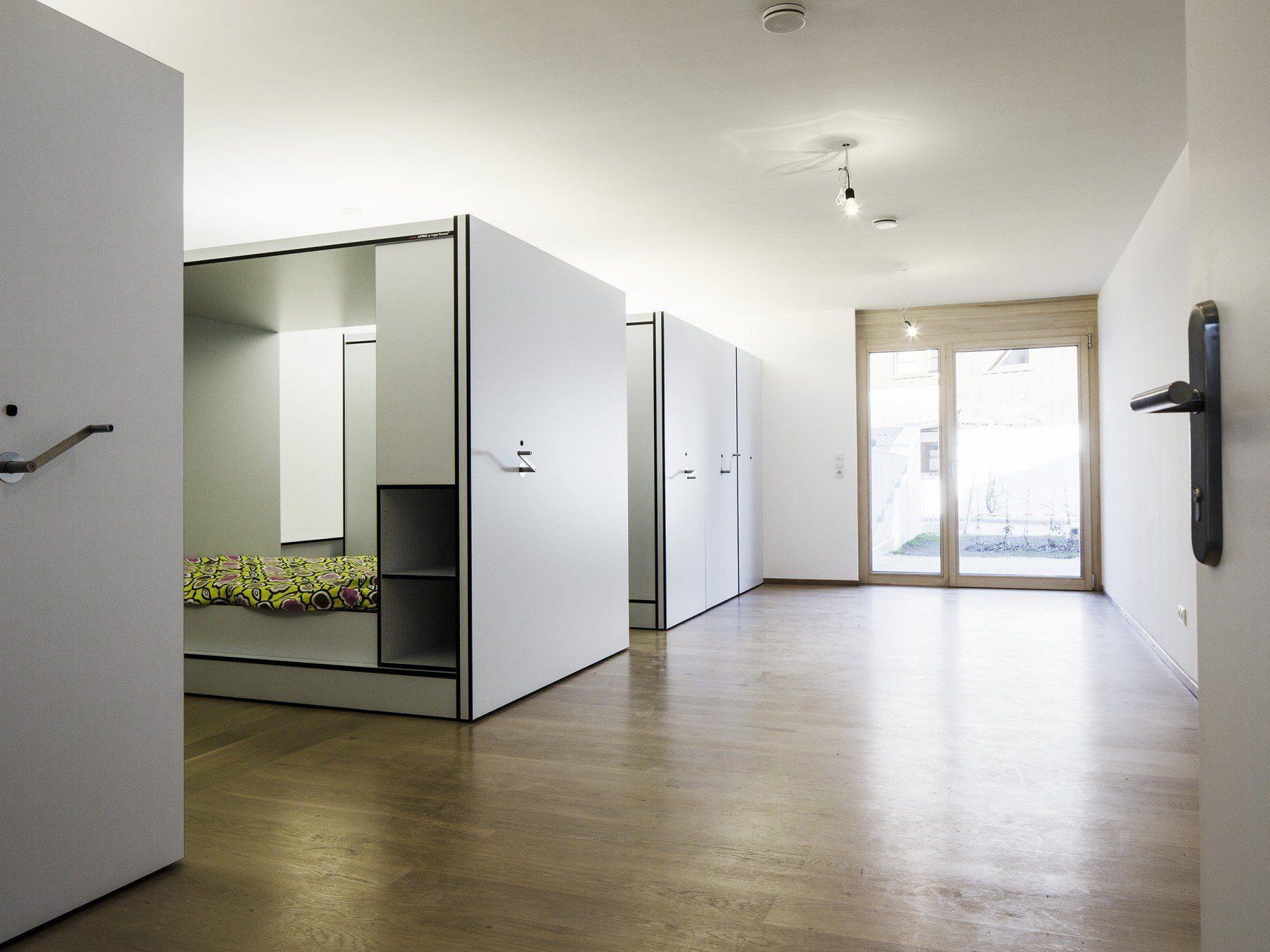 elastic_Living heißt die im gemeinnützigen Wohnbau einzigartige elastische Wohnung.