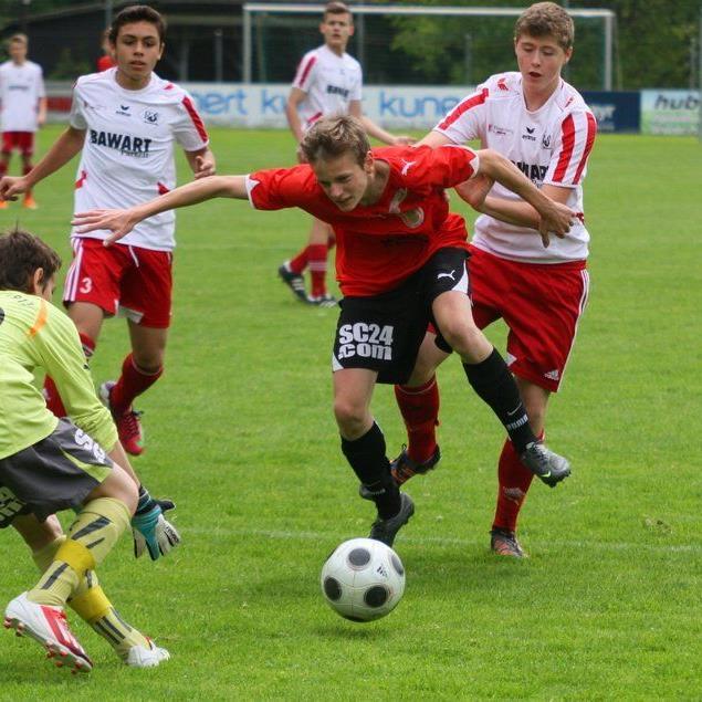 Symbolbild: Die U-14-Mannschaft SPG Satteins/Schlins spielt im Frühjahr nicht mehr.