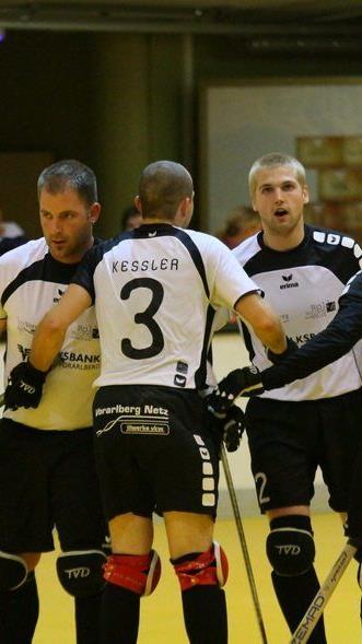 Dornbirn holt im Titel Rückspiel in Vordemwald ein 2:2.