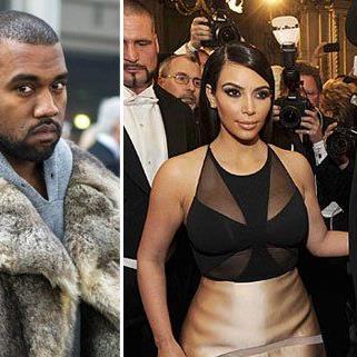 """Auftritte wie diese will Kanye West künftig von """"seiner"""" Kim nicht mehr sehen"""