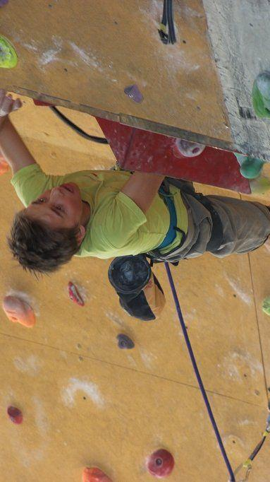 Der Dornbirner Laurin Meusburger belegte den dritten Endrang.