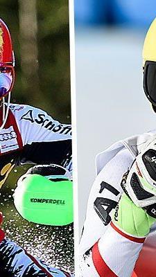 Marcel Hirscher und Anna Fenninger haben beide noch die Chance auf den Sieg im Gesamtweltcup.