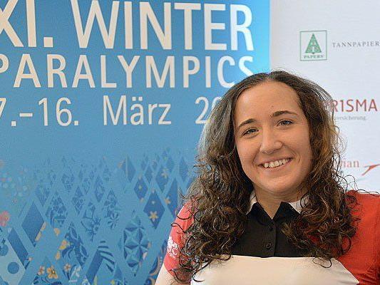 Claudia Lösch freut sich über Paralympics-Silber
