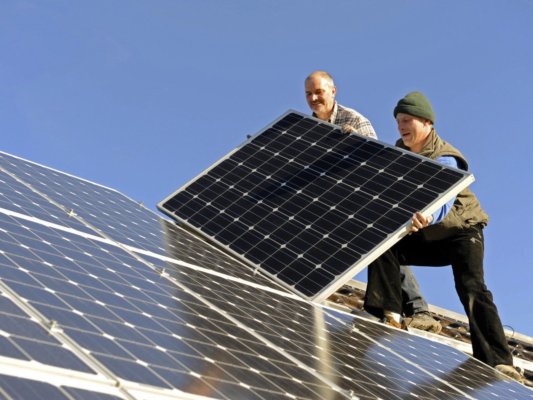 Photovoltaik: Viele Projekte vor dem Aus.