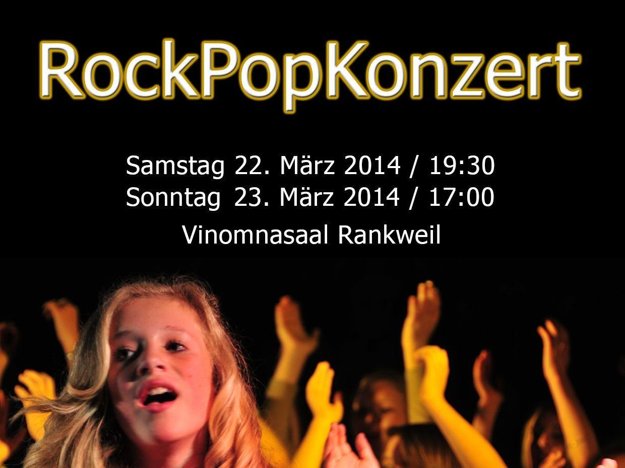 Rock-Pop Konzert