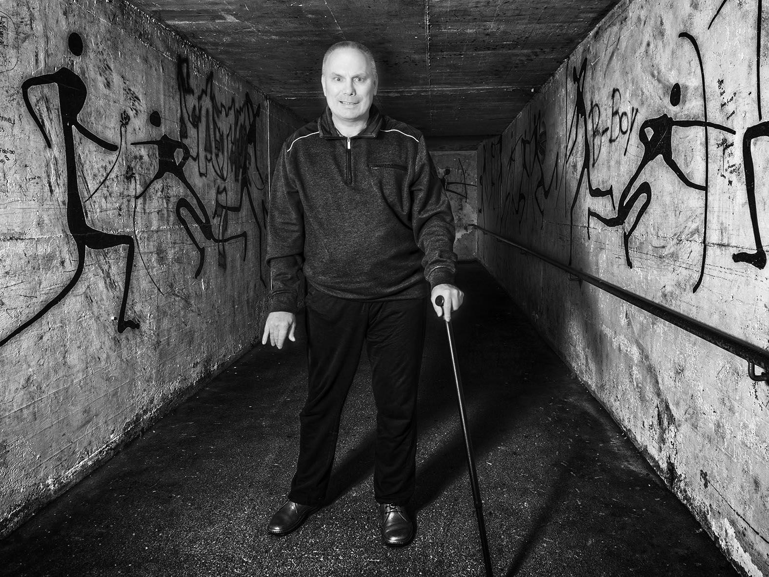 """""""Kurt Gerszi – ein außergewöhnliches Schicksal, das uns aufrüttelt, das uns beweist – es geht"""", schreibt Autor Klaus Feldkircher."""