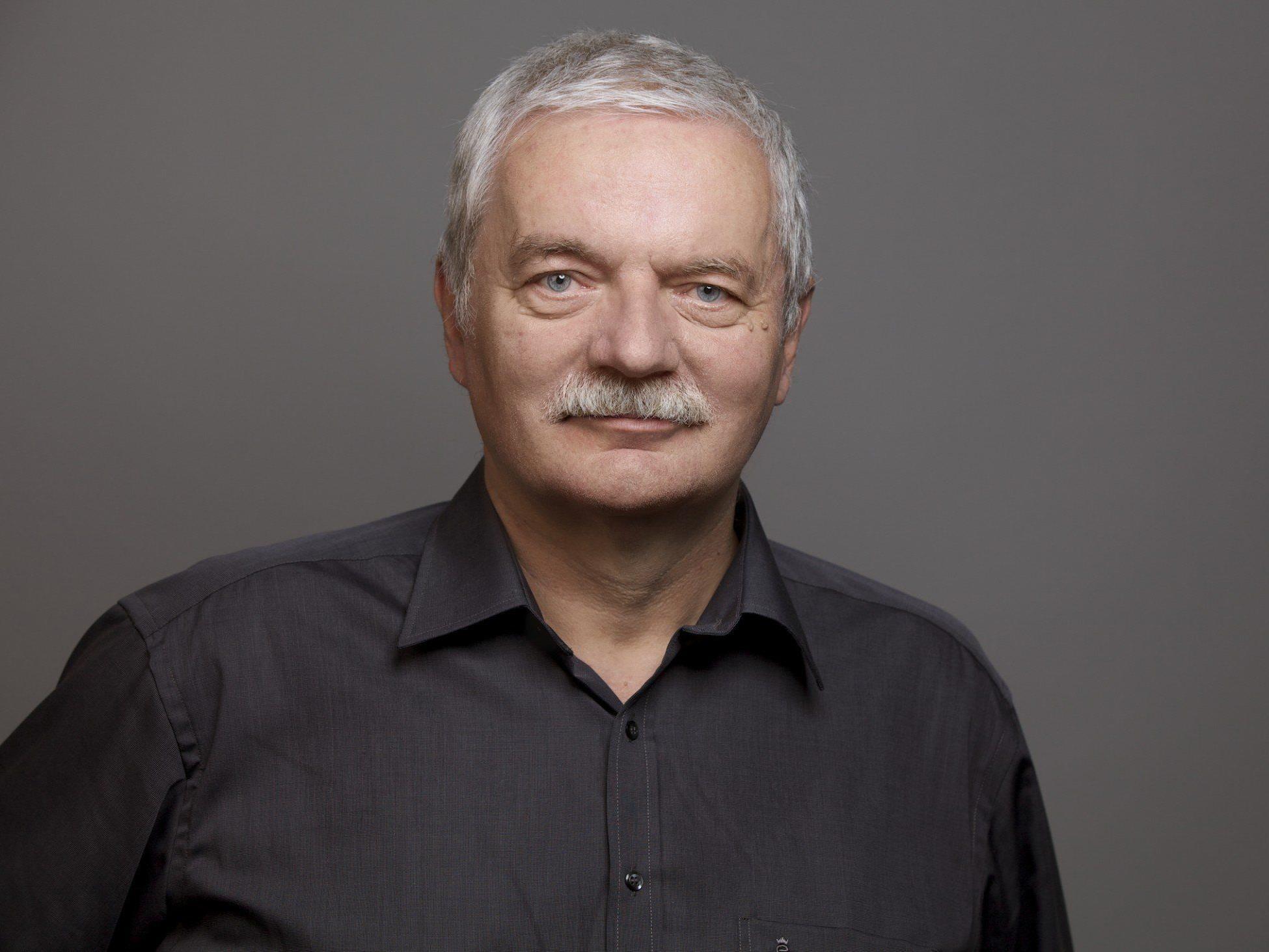 Referent Dr. Udo Baer.