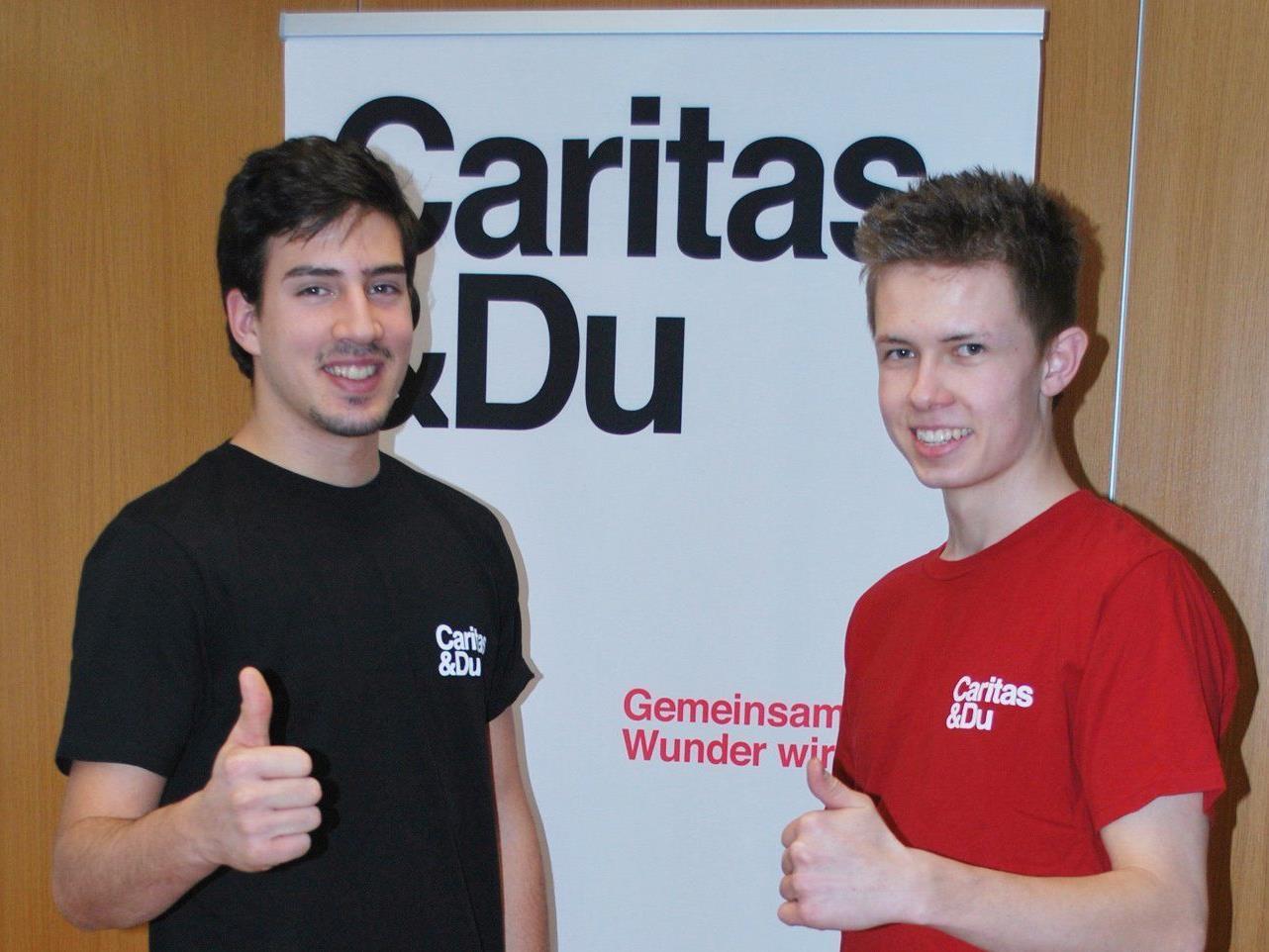 Zivildienst bei der Caritas: Eine sinnvolle Arbeit und wertvolle Unterstützung der sozialen Arbeit in Vorarlberg.
