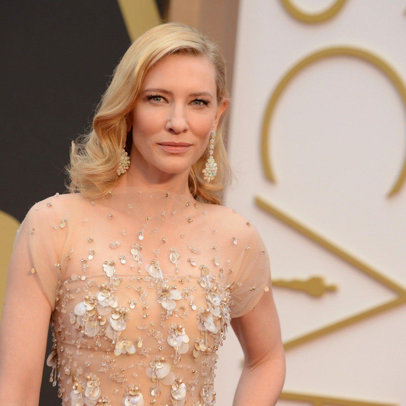 86. Oscars: Cate Blanchett ist beste Hauptdarstellerin