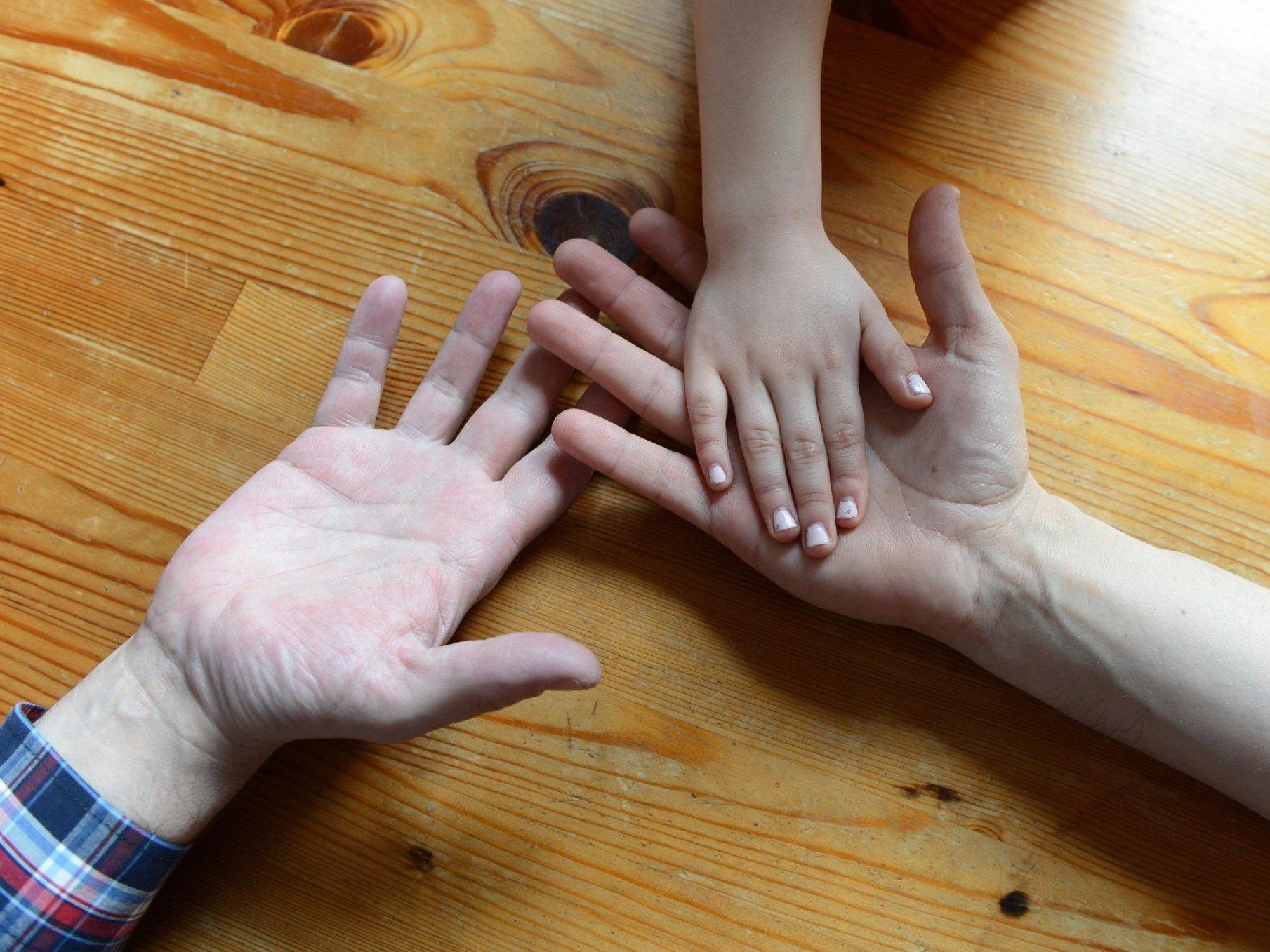 Adoptionsrecht für Homosexuelle: Sind Sie dafür?