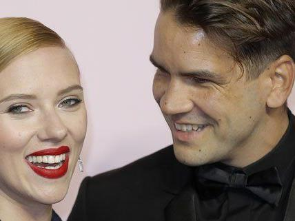 Erstes Baby für Scarlett Johansson?