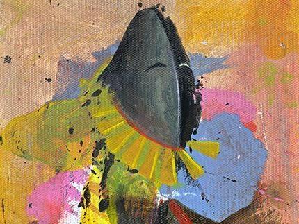 Bernhard Buhmann wird ab Donnerstag in der Galerie.Z ausgestellt.