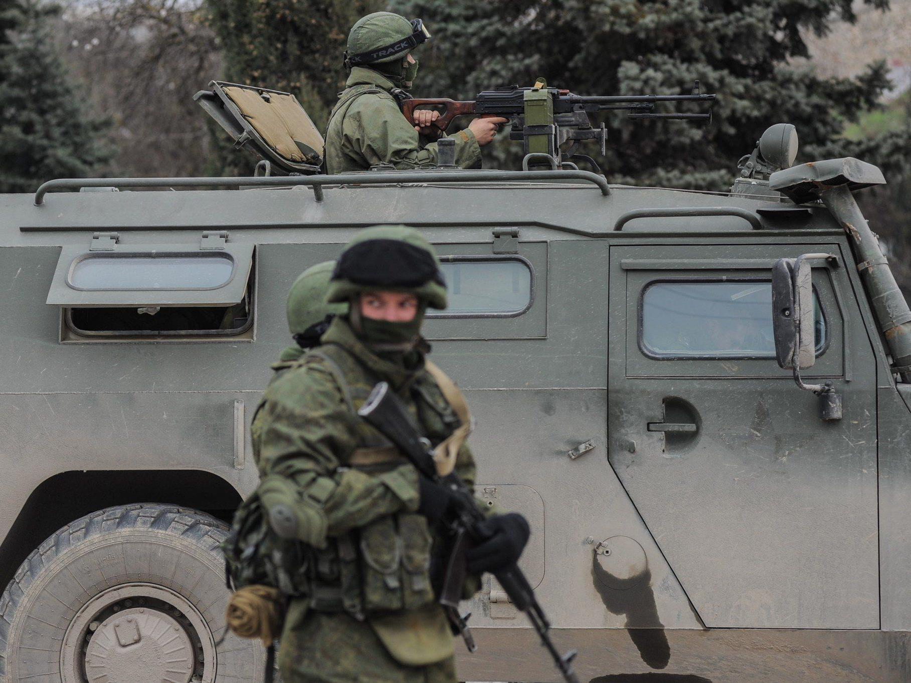 Lage auf Krim spitzt sich dramatisch zu