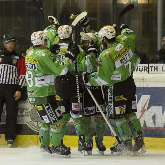 Der EHC Bregenzerwald gewann Spiel Nummer drei gegen HC Gröden 2:1 und verkürzt in der Serie auf 1:2.