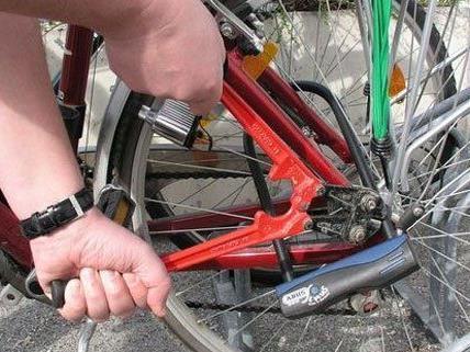 Ein Fahrraddieb aus dem Burgenland wurde in Wien verhaftet.