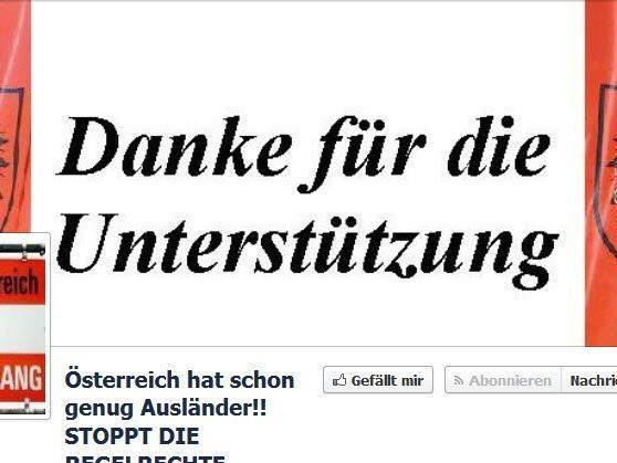 FPÖ-Funktionäre sollen hinter hetzerischen Facebook-Seiten stehen.
