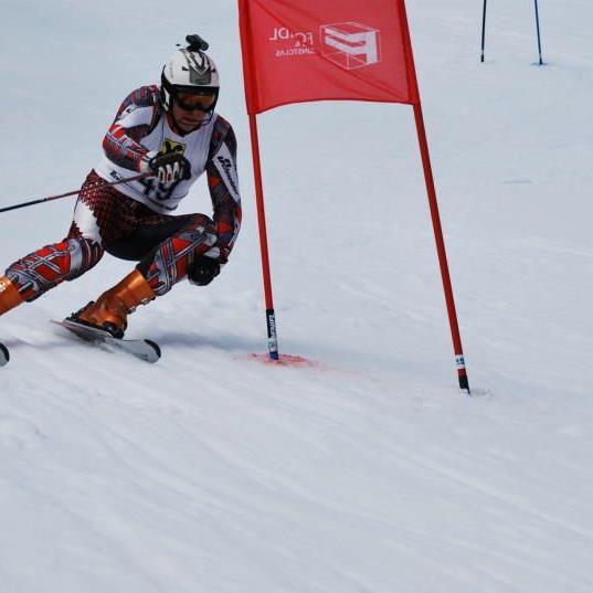 Mathias Brandl wurde Zweiter bei den ÖM in Kitzbühel.